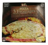 PIZZA TROIS FROMAGES SURGELEE